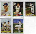 2007 Topps National Convention 5 Card Set