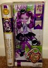 Ever After High KITTY CHESHIRE Doll NEW IN HAMD