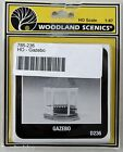 HO Scale Gazebo Cast Metal Kit - Woodland Scenics #D236