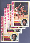 1978-79 Topps Basketball STAR CARD COLLECTION (400+ CARDS)......VENDING