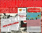 STALINGRAD REDUX - complete update to Stalingrad game w/counters - Avalon Hill