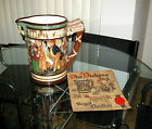 Royal Doulton MASTER OF SMILES & TEARS Limited Edition Dickens NOKE Jug * RARE *