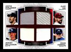 2012 Topps Museum Collection Primary Pieces Craig Kimbrel #D 46 75 JERSEY #