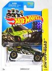 2014 HOT WHEELS FACTORY SET SUPER TREASURE HUNT SANDBLASTER