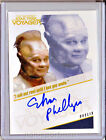 2012 Rittenhouse The Quotable Star Trek Voyager Trading Cards 28