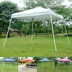 'x8' Pop Up Wedding Party Tent Folding Gazebo Sun Shade Canopy Outdoor Shelter
