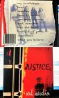 Justice4 - Soul Searchin' (CD, 1995, Cellar Records, US INDIE) RARE