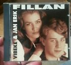 VIBEKE & JAN-ERIK FILLAN CD 1994 RARE SCANDI AOR MELODIC ROCK WESTCOAST