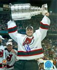 MARTIN BRODEUR signed NEW JERSEY DEVILS 8x10 photo STANLEY CUP