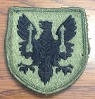 US Army 11th Aviation Group SSI Patch - Subdued (a5)