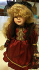 Dandee Collector's Choice Porcelain Doll