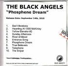 THE BLACK ANGELS Phosphene Dream UK 10-trk watermarked & numbered promo test CD