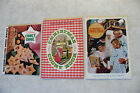 3 Vtg Wisconsin Electric Power Company Christmas Cooky Book Cookies Cookbook