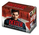 DEXTER SEASON 5 & 6 FACTORY SEALED BOX AND BINDER WITH PROMOS
