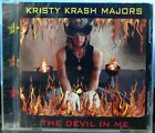 Kristy Krash Majors - The Devil In Me (CD, 2002, Perris Records, USA) NEW SEALED