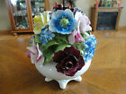RADNOR Bone China Floral/Flower Bouquet Made in STAFFORDSHIRE England  LARGE