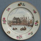 China Trade Plate Museum Modern Art Charles Field Haviland Limoges France