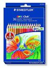 Staedtler Noris Club 144 ND36 Artist Colored Pencils - 36 count set Cardmaking