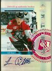 04 05 SP Authentic All World Team Auto Luc Robitaille 25 118