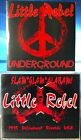 Little Rebel - Underground (CD, 1995, Delinquent Records, US INDIE) RARE