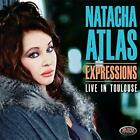 Natacha Atlas - Expressions - Live In Toulouse (NEW CD)