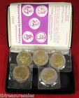 1982 Great American Presidents Double Eagle Commemorative Collection + Box + COA