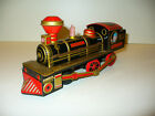 VINTAGE BATTERY OPERATED GENERAL W. &.A.R.R. TRAIN WORKS GREAT MADE IN JAPAN