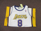 Kobe Bryant 8 Lakers Mitchell & Ness Authentic Jersey Size 50 Hardwood Classic