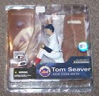 MCFARLANE COOPERSTOWN COLLECTION SERIES 1 TOM SEAVER RED SOX VARIANT NEW NIP