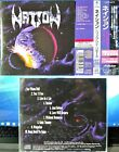 Nation - Without Remorse (CD, 1995, Victor Entertainment, Japan w/OBI) VICP-5672