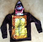 THE BOXTROLLS FULL ZIP SWEAT SHIRT YOUTH (L) OFFICIAL MOVIE GIVEAWAY PROMOTIONAL