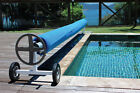 Kokido Kalu Aluminum Swimming Pool Cover Reel Up to 187 ft  K936WBX