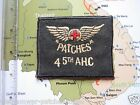 Patch -  45TH AHC Assault Helicopter Company , vietnam war patch    45TH AHC Ass