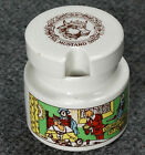 LORD NELSON POTTERY ENGLAND, COLMAN'S MUSTARD JAR, MINT