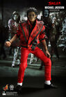Hot Toys 12 M ICON SERIES MIS09 Michael Jackson Thriller 1 6 Action Figure EMS