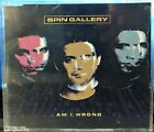 Spin Gallery - Am I Wrong (CD,2003,Atenzia Records,Sweden) NEW SEALED RARE