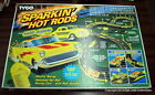 TYCO SPARKIN' HOT RODS WITH NITE GLOW RACE TRACK