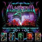 Magnum - Escape From The Shadow Garden- Live 2014 (NEW CD)