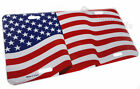 USA AMERICAN FLAG LICENSE PLATE ALUMINUM STAMPED METAL TAG for Car, Truck