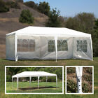 Outdoor 10'x20' Canopy Party Wedding Tent Heavy Duty Gazebo Pavilion Cater Event