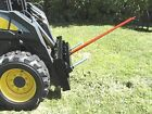 Skid Steer Bale Spear Attachment 39 Prong Hay Bale Handler CAT M