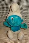 1979 Smurfs Plush Smurf Stuffed Doll Rare Vintage Collectible Lot