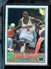 2003-04 TROY BELL TOPPS CHROME REFRACTOR NBA BASKETBALL ROOKIE CARD #126