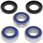 New Rear Axle Wheel Bearing Kit Kawasaki KX100 100cc 1998 - 2015