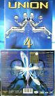 V/A - Union, Vol. 4 (2 CD Set, 2001, Frontiers Records, Italy) VERY RARE