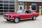 Ford  Mustang S Code 1968 ford mustang s code 390 v 8 original gt equitment car marti report