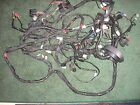 Piaggio Evolution X9 500 Scooter Off 2007 wiring harness wire parts