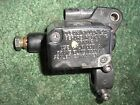 Piaggio Evolution X9 500 Scooter Off 2007 brake master cylinder right oem