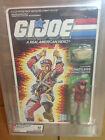 Vintage Hasbro GI Joe 1987 Crazylegs Series 6 34 Back AFA 80