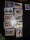 Set of Daily Racing Form Trading BREEDERS CUP CARDS Go For Wand